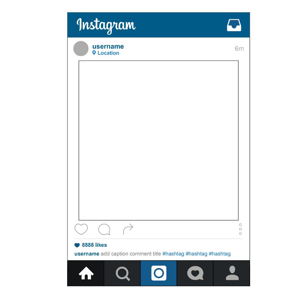 Instagram Frame Cse Props